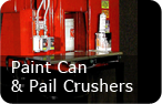 Paint Can & Pail Crushers