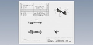 Ejector Plate Assembly
