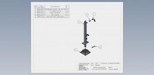 Hydraulic Cylinder Assembly