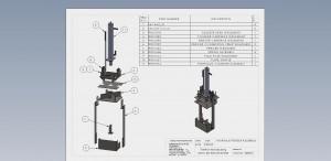 Hydraulic Piercer Assembly